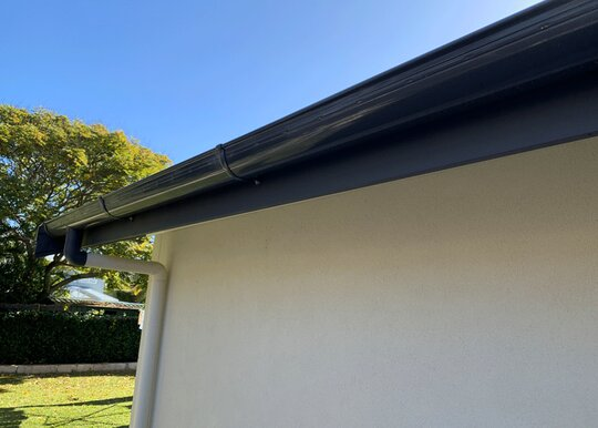 Plumbing tips on Gutter and downpipe from The Clean Plumber